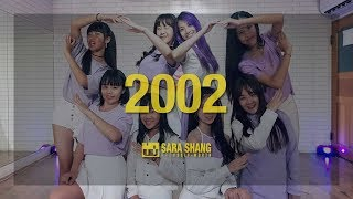 Anne-Marie - 2002 / Choreography by Sara Shang (SELF-WORTH)