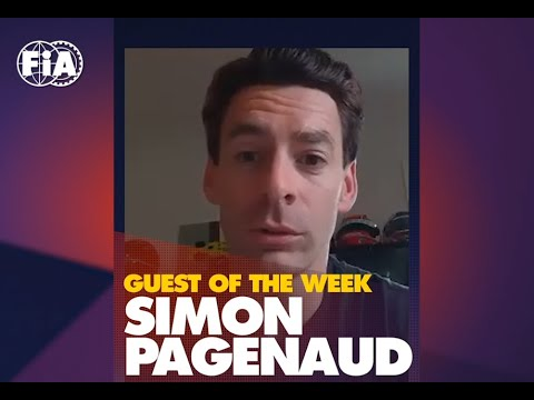 #RaceAtHome your FIA Digital Motor Sport Magazine - Episode 6 w/ Simon Pagenaud