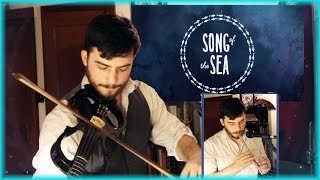 Song of the Sea - Electric Violin Tribute! [Live Looping Cullen Vance]