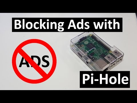 low end tech - ad blocking, content filtering, dns server with pi-hole on raspberry pi