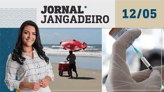 Jornal Jangadeiro 2ª edição 12/05/2021, com Karla Moura