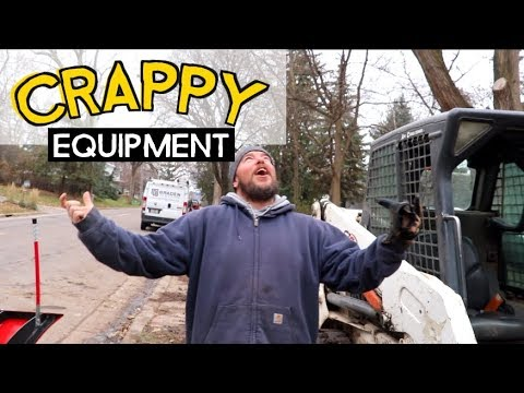 Smack Talk on a job site - I will make some of you mad- How contractors really communicate Landscape