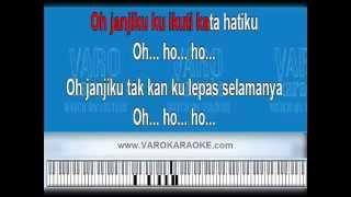 Gigi - Janji (Karaoke)