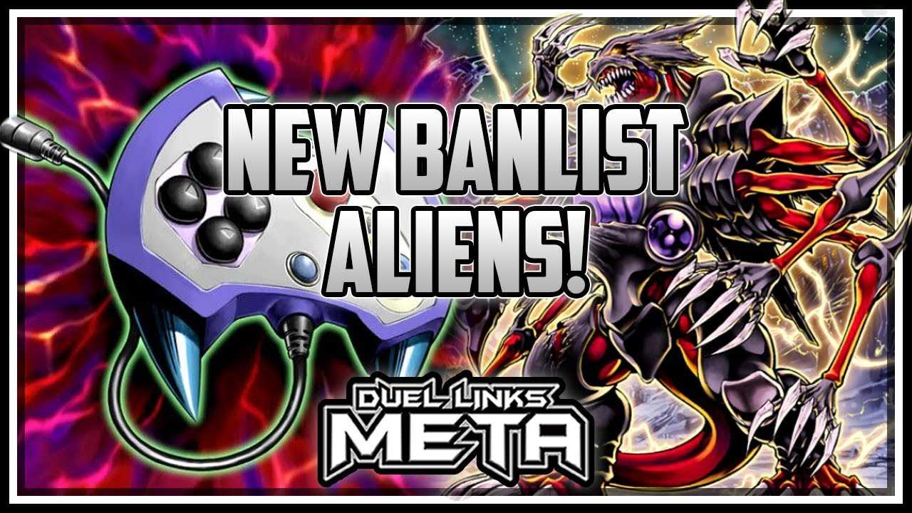 Alien Breakdown | Duel Links Meta