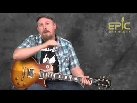 Learn Bring It On Home by Led Zeppelin blues rock guitar song lesson chords licks riffs