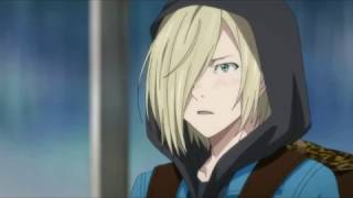 Yurio's life is complicated
