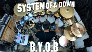 System of a Down - B.Y.O.B (Drum Cover) *Explicit*