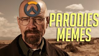 play of the game meme parody compilation overwatch in real life 2