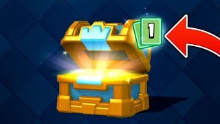 Clash Royale OMG EPIC PACK OPENING LEGENDAIRE COFFRE A COURONNE !!!