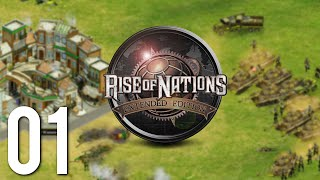 Rise Of Nations : Extended Edition 3v3 Multiplayer Teams - Cancer rises