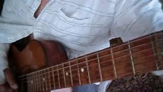 Музыкальные диктанты на гитаре .Как развить слух #1(Детские)
