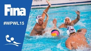 Serbia wins Gold at the 2015 FINA Men