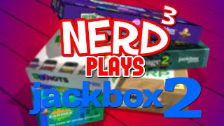 Nerd³ Plays... The Jackbox Party Pack 2