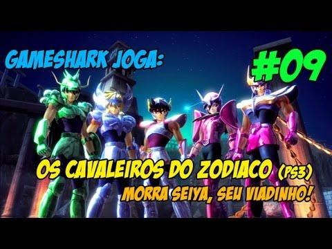 GameShark Joga: Os Cavaleiros do Zodíaco - Morra Seiya, seu viadinho!