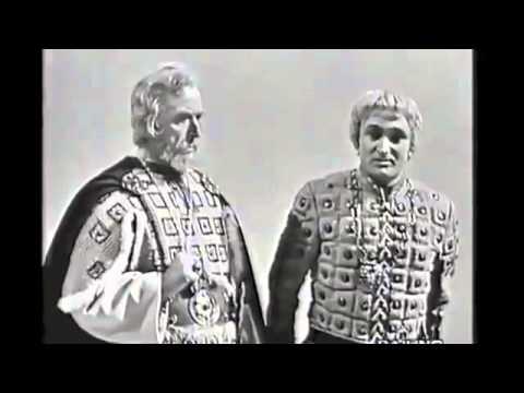Re Lear (1960) 1x3 - YouTube