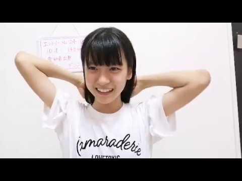 2019年10月24日18時30分41秒 SKE48 第10期生 エントリーナンバー24番