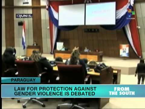 Paraguay: Gender Violence Law Under Debate