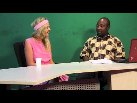 Global Fashpack Interview on Sierra Leone Broadcasting Corporation