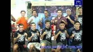 Download lagu 8 Negara Rebut Tali Pinggang Perak Amanjaya Di Kejohanan Muaythai International Challenge 2013