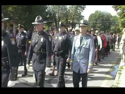 The Funeral of Eunice Kennedy Shriver Aug 14th 2009-Senator Ted Kennedy Dies