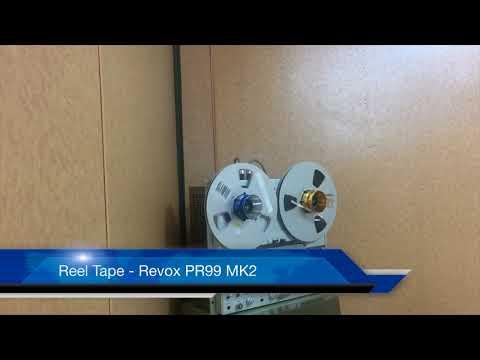 Real Sound VS Reel Tape