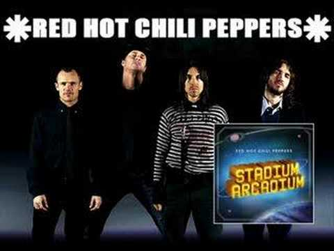 Red Hot Chili Peppers- Death Of A Martian mp3