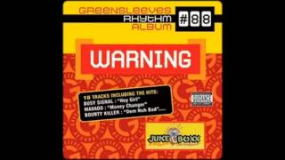 WARNING RIDDIM MIX (2008)