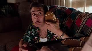 Дом Рея Финкла...отрывок из фильма (Эйс Вентура: Розыск домашних животных)1993