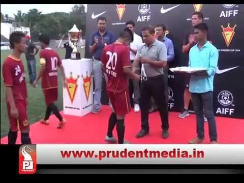 MINERVA ACADEMY FC WIN NIKE PREMIER CUP