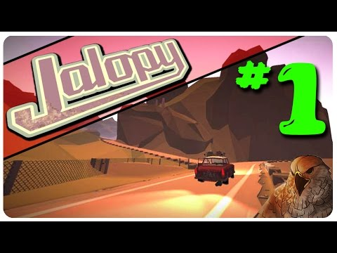 JALOPY Gameplay - Yugoslavia Update! (New Content) | Let's Play Jalopy Part 1 (PC)