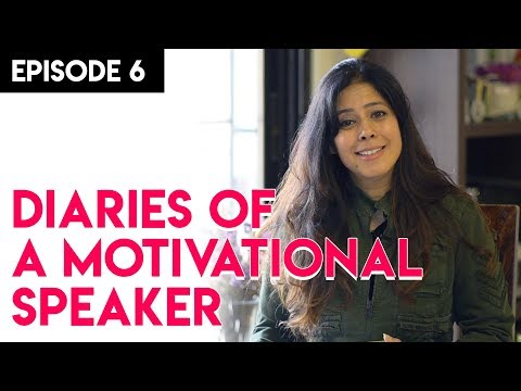 Priya Kumar – Motivational Speaker Diaries | Episode 6 | Dressing Bloopers