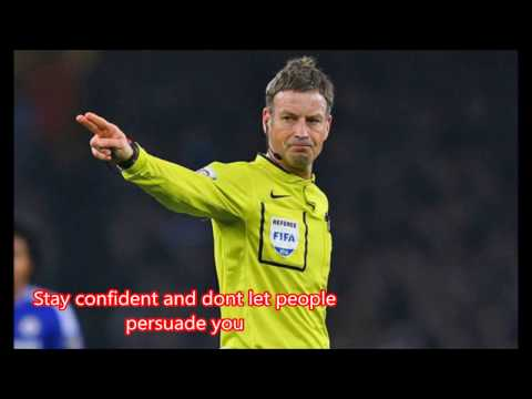 Top 10 Tips On Football Refereeing And How To Become Better!