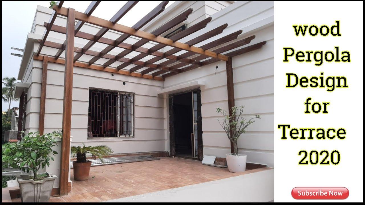 Terrace Balcony Pergola Design Ideas Terrace Balcony Design Ideas 2020 Youtube