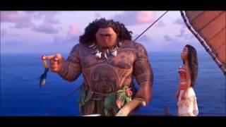 Moana: Maui get his transformation back