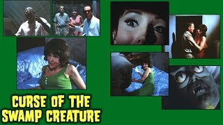 Curse of the Swamp Creature |  John Agar, Francine York, | Horror Full Movie