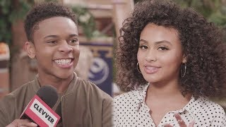Cast of Nickelodeon's Knight Squad SPILLS Secrets About The Show & Each Other