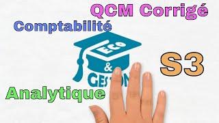 QCM en comptabilité et contrôle de gestion || Notions de base, Part 1