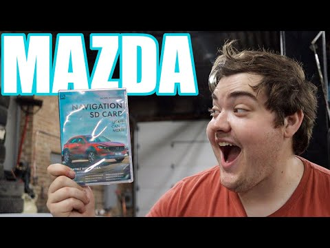 Everything You Need To Know About Mazda Navigation SD Cards (How to Install & If They're Worth It!)