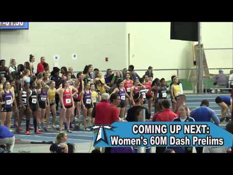5th Annual UMass Boston Indoor Open Meet Webcast (12/3/16)