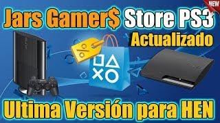 Jars Gamer$ PS3 - Tutorial Última VERSIÓN PARA HEN