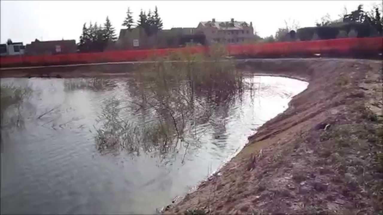lago artificiale a padova est anima critica youtube