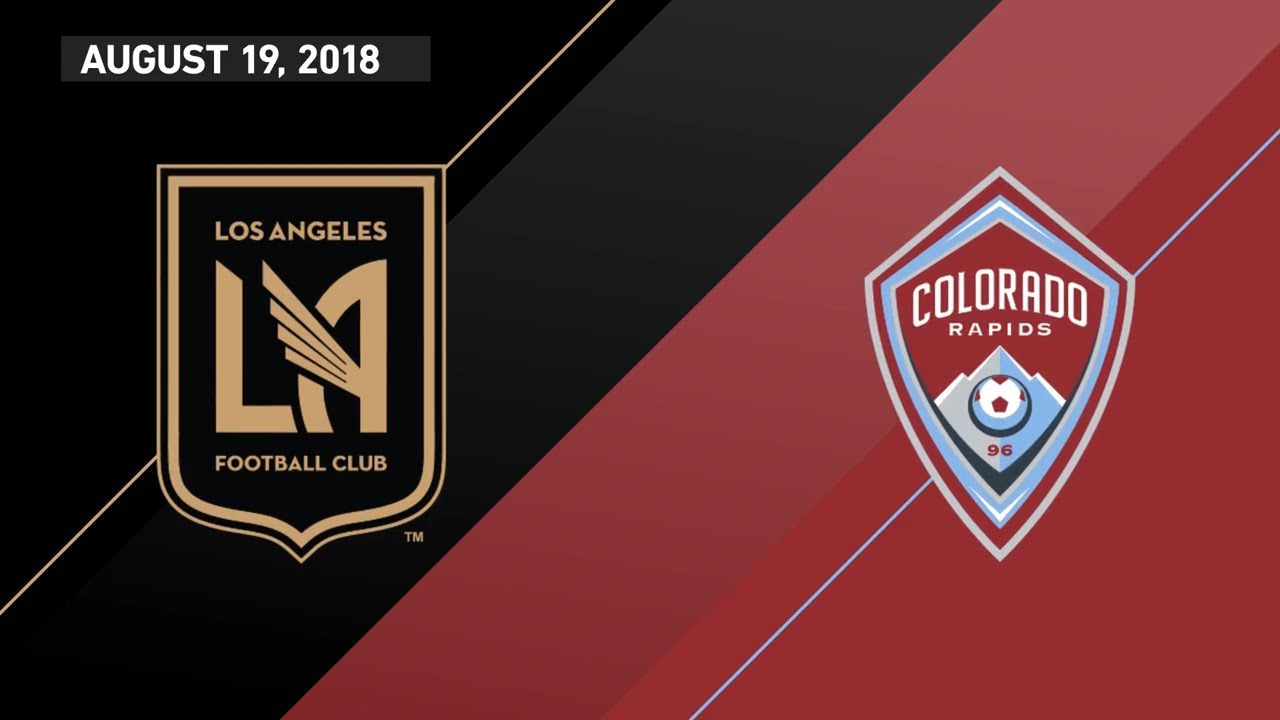acd723909 HIGHLIGHTS  Los Angeles Football Club vs. Colorado Rapids