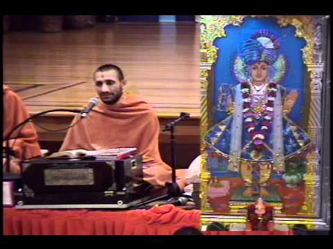 Sabha March 4th 2012 - Shree Swaminarayan Temple, ISSO of Chicago, Wheeling, IL