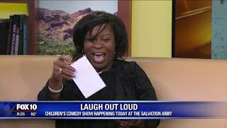 Laugh Out Loud Children's Comedy Show