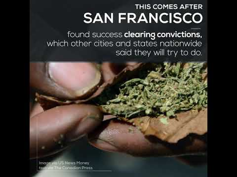 LA To Tap Tech To Wipe Out Up To 50,000 Old Pot Convictions