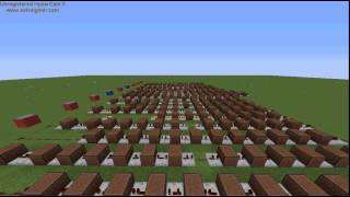 Minecraft Noteblocks - Offenbach: Can Can