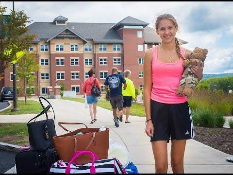 Binghamton University Move In Day