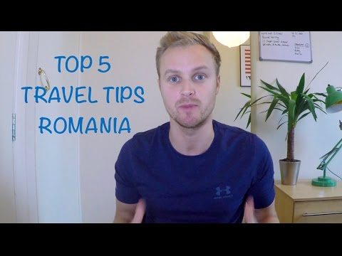 How to Travel - Romania Top Tips
