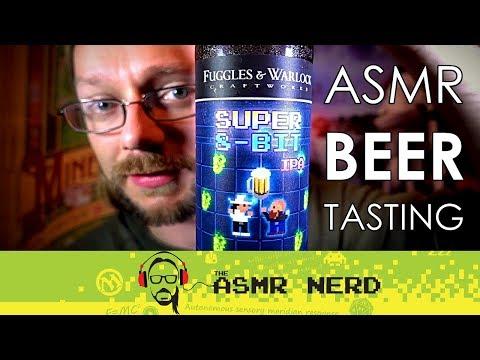 ASMR WHISPER | Beer Tasting & Rambles!