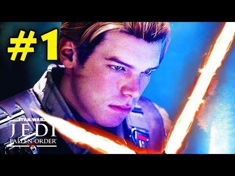 STAR WARS Jedi: Fallen Order #1: NHẤT KIẾM THỐNG LĨNH THIÊN HÀ !!! Sekiro viễn tưởng !!!